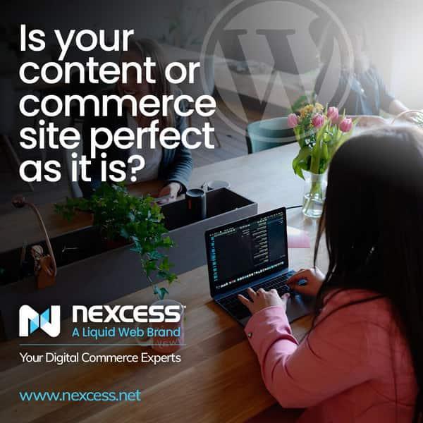 Fast eCommerce hosting